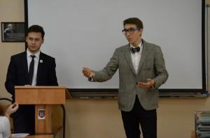 """Открытое занятие в колледже """"Царицыно"""""""