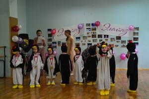 В центре досуга «Личность» состоялся отчетный концерт студии «Элайнз»