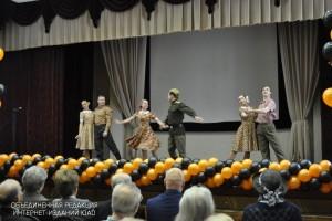 В районе Царицыно прошел первый тур конкурса «Наследники Победы»