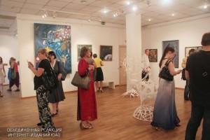 Третья Триеннале современного гобелена пройдет в районе Царицыно
