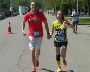 В Волгоградском марафоне Победы приняли участие жители Царицына