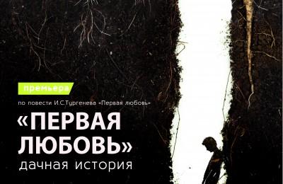 Московский областной Театр юного зрителя покажет спектакль «Первая любовь» по произведению Тургенева