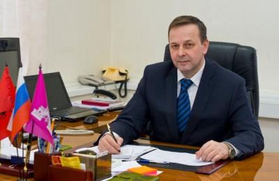 Глава Управы Царицыно Сергей Белов