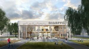 """Архитекторы разработали концепцию реконструкции кинотеатра """"Эльбрус"""""""