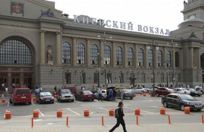 Красный зал Киевского вокзала открыли после комплексной реставрации