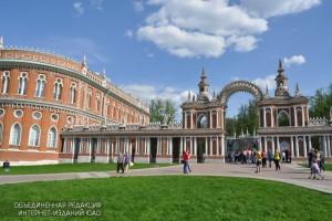 """12 самых великовозрастных деревьев пройдут лечение в парке """"Царицыно"""""""