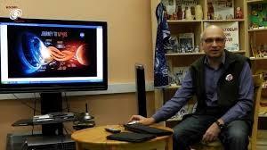 В библиотека №141 провели семинар о неракетных способах путешествия в космос