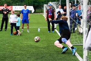 В турнире по мини-футболу среди врачей победу одержала команда ГКБ им. Буянова