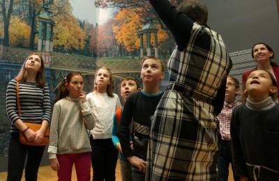 Музей-заповедник «Царицыно» начнет интерактивную программу «Детство во дворце»