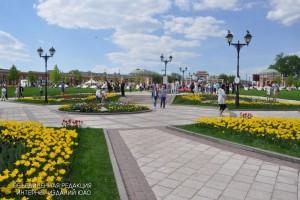 """Некоторые участки парка """"Царицыно"""" закроют во время подготовки к фестивалю"""