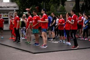 Спортсмены из Царицыно приняли участие в забеге AR community run