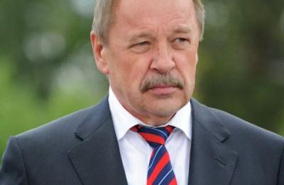 Встречу с населением Алексей Челышев проведет 28 числа