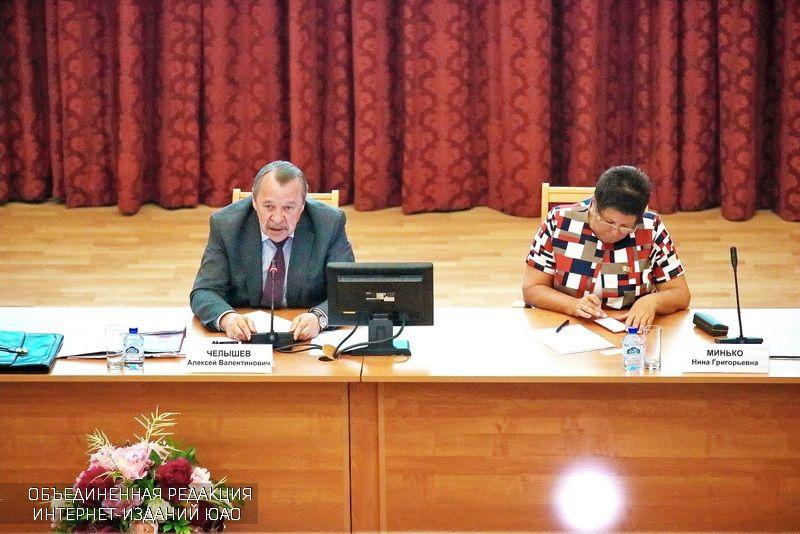 Префект Алексей Челышев подвел итоги голосования по программе реновации в округе