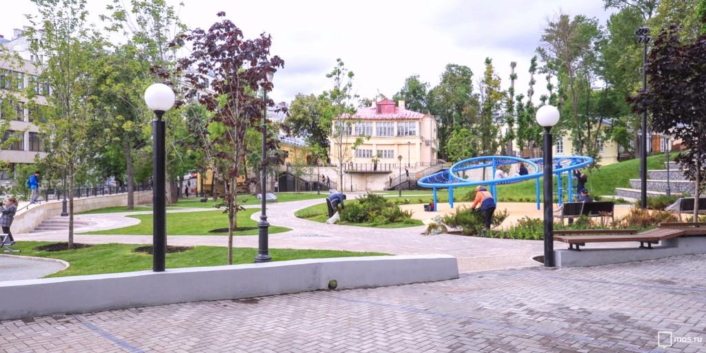 Новые фонари установят в районе Фото: https://www.mos.ru/