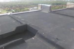 Крыша дома в Царицыне