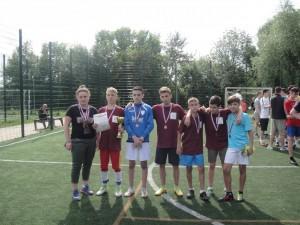 Районная команда по мини-футболу