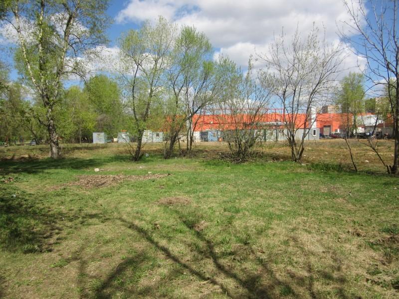 Земля для аренды в Царицыно