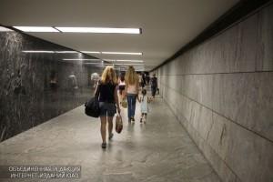 В жару пассажирам метрополитена начнут раздавать питьевую воду