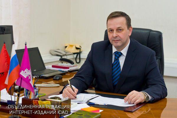 Глава управы Царицыно - Сергей Белов