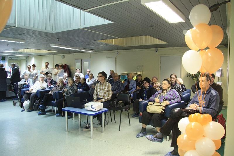 День открытых дверей в клинике имени Буянова