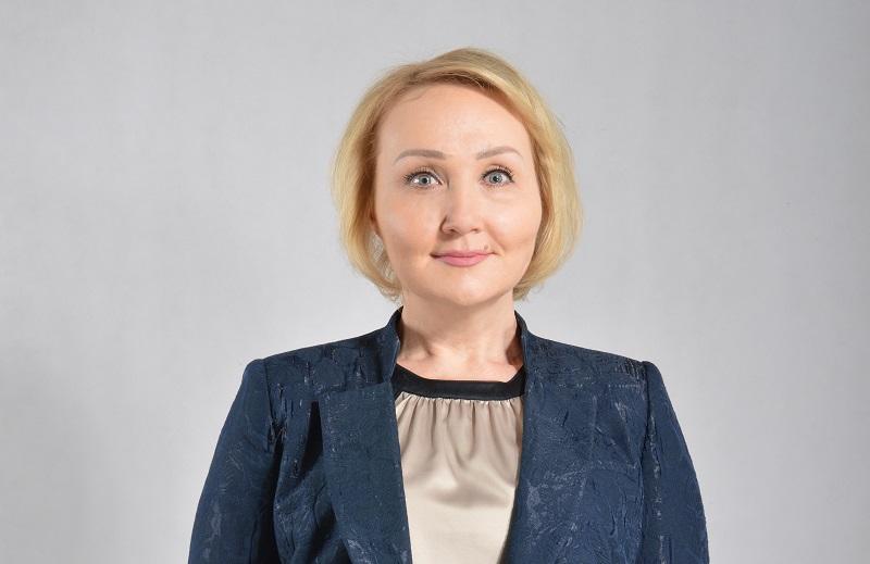 Глава муниципального округа Царицыно Елена Самышина