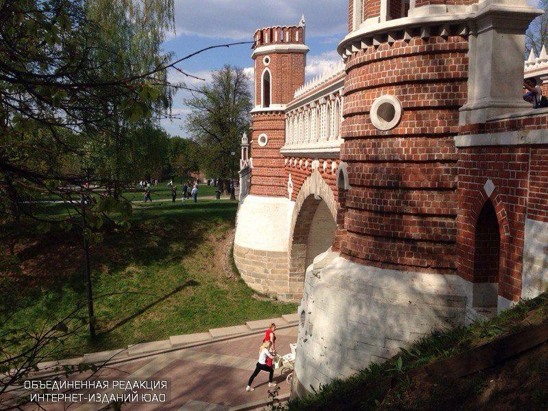 """Летний комплекс """"Царицыно"""""""