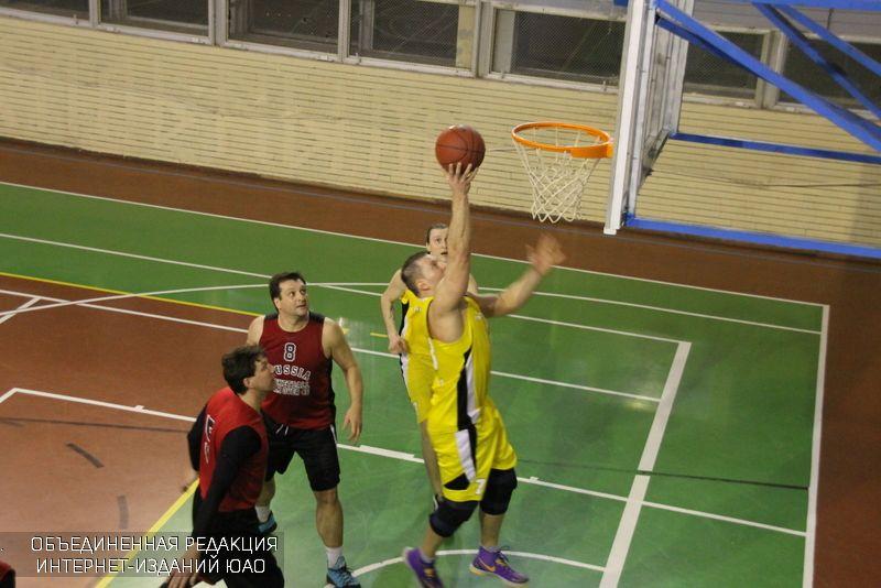 Баскетбол в ЮАО