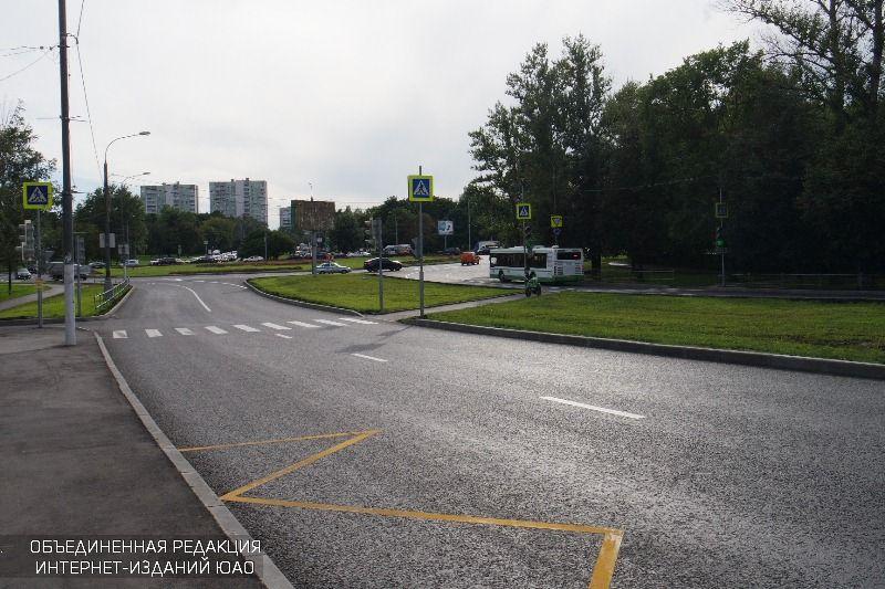 Улица в Царицыно