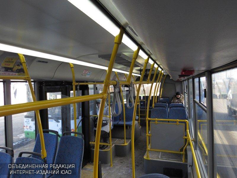 Автобусы в Царицыно будут работать всю новогоднюю ночь