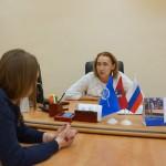 С Галиной Щербаковой
