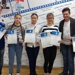 Ученики школы №904 заняли 3 первых и 6 вторых мест на фестивале братьев Борисовых