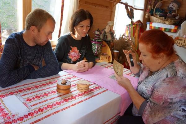 Родители воспитанников школы №904 помогают музею «Благословенный русский дом»
