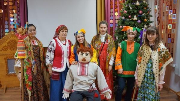 Школа 904, Васильев день, святки, Екатерина Юдушкина, музей «Мы – россияне, «Изумрудный город»