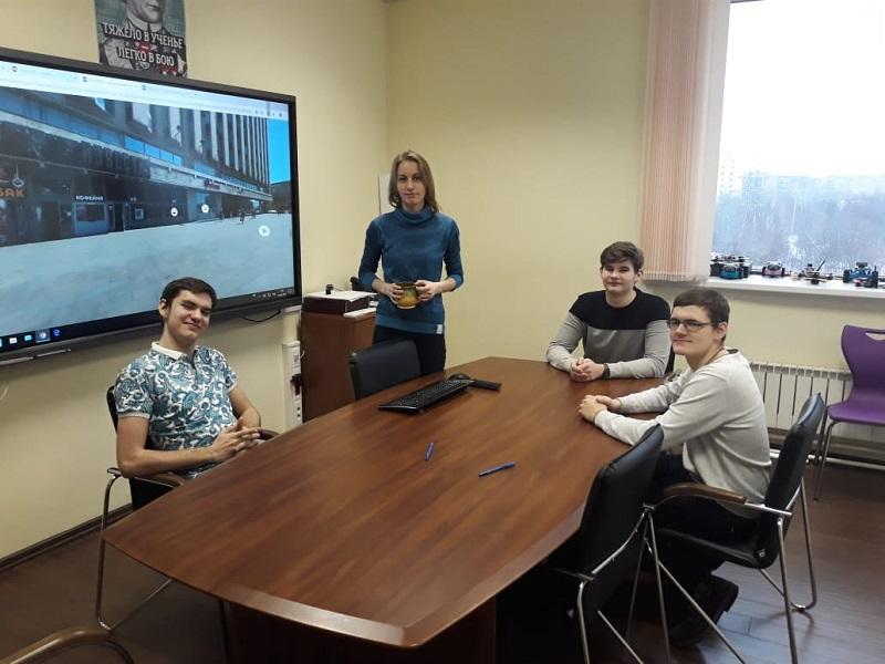 Панорама, колледж «Царицыно», технология «Eduteka 360», «EDCOMM», Worldskills, интерактивные экскурсии, 3D-экскурсии