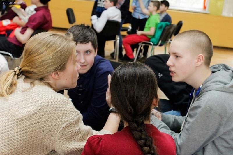 В школе № 1466 каждый ученик желает знать, где сидит фазан
