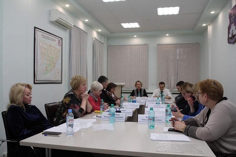 В Совете депутатов состоялось очередное заседание