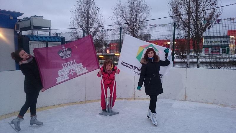 Молодежная палата, Молодежный парламент, «Движок», Любовь Ковдус, Молодежная палата района «Царицыно»