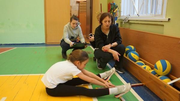 «Президентские состязания», соревнования, школа 904, Ирина Демидова, Екатерина Юдушкина, спортивная подготовка