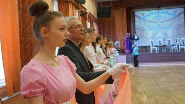 Школа 904, Екатерина Юдушкина, бал, Галина Щербакова, молодежный бал, московские старшеклассники