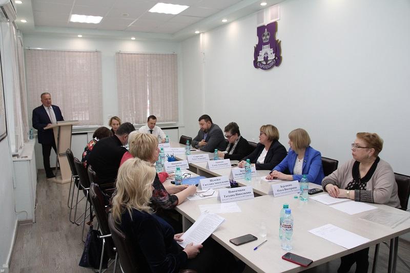 Депутаты муниципального округа Царицыно заслушали отчет директора ТЦСО