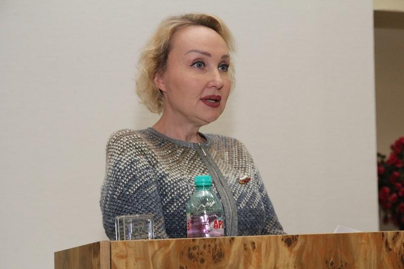 Глава муниципального округа Царицыно отчиталась о проделанной работе за 2018 год