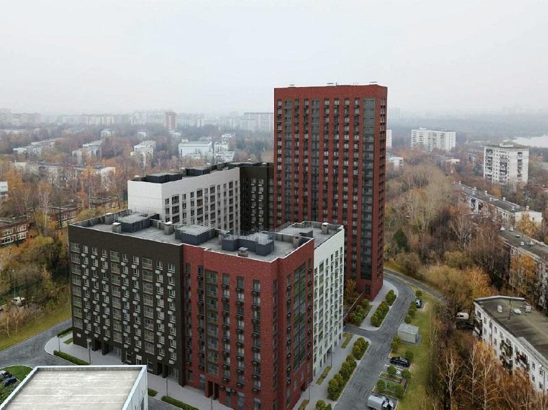 жилой комплекс, реновация, Москомархитектура, Сергей Кузнецов