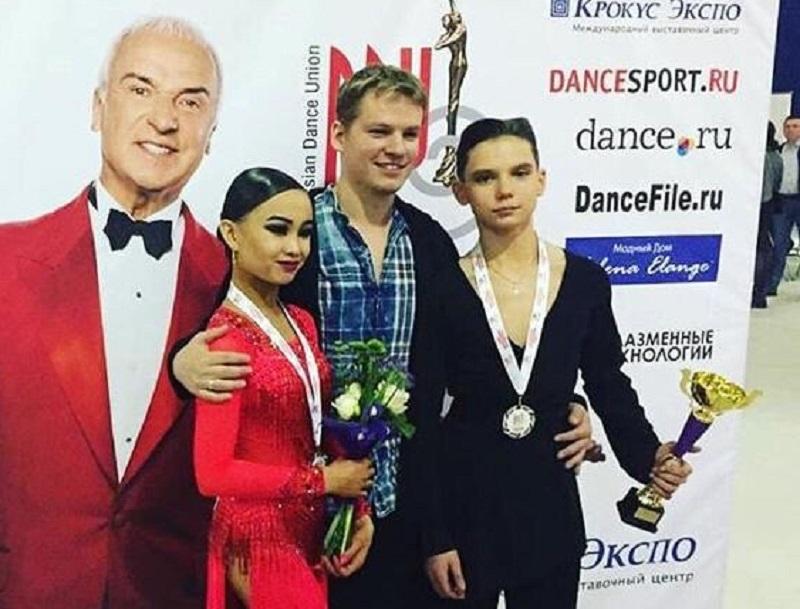 Школа 1466 имени Надежды Рушевой, кубок «Чемпионата и первенства танцевального союза», европейская программа, латиноамериканская программа