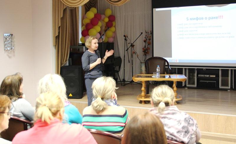 Елена Самышина: «Профилактика и ранняя диагностика дают больше шансов на благоприятный исход»
