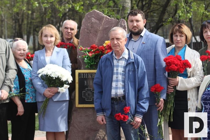 Елена Самышина: скажем спасибо тем, кто ликвидировал последствия Чернобыльской аварии