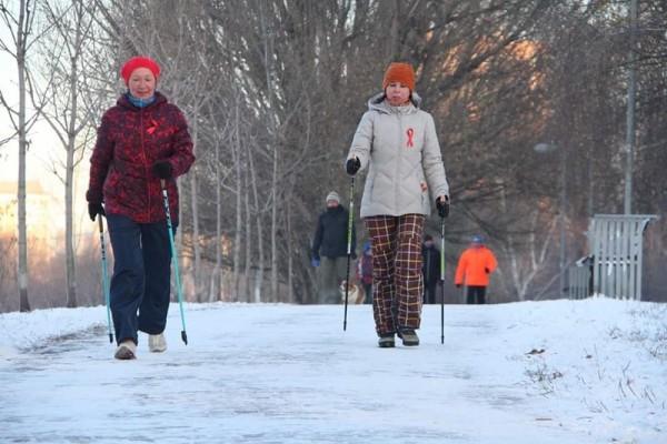 Клуб скандинавской ходьбы «Буяновский» отправится на «Апрель Скороход»