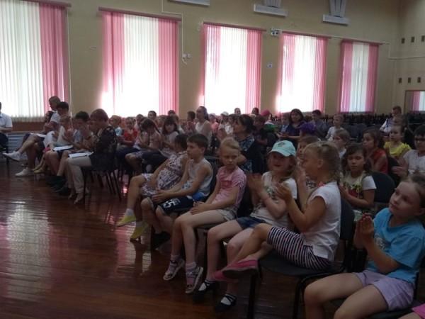 «Школа юного детектива», школа 870, Ирина Малкова, «Минута славы», ГМЗ «Царицыно»