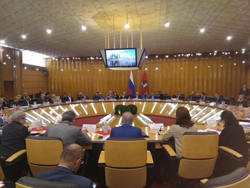 В столице обсудили стратегию национальной политики