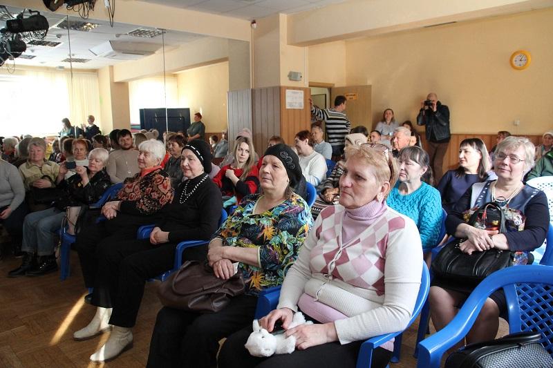 Две встречи с активными жителями района пройдут в июле