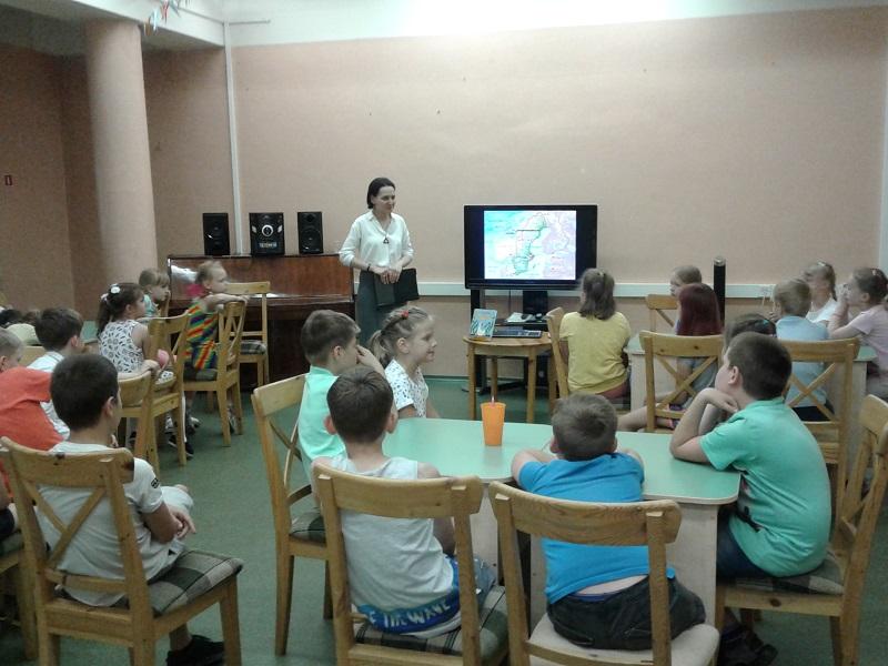 Марина Потапова, Детская библиотека 141 «Лукоморье в Царицыно», познавательный час, «Путешествие по Австралии», программа летнего чтения, «Вокруг света за одно лето»
